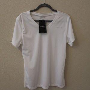NW !Tesla Rashguard Surf Shirt size XL